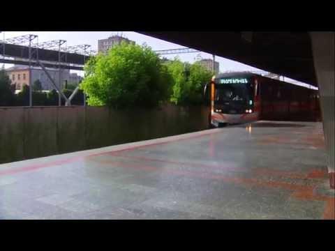 Ереванское метро