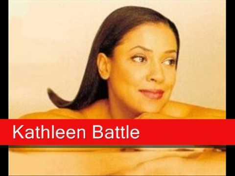 Kathleen Battle: Verdi - Un ballo in maschera, 'Volta la terrea'