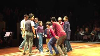 My Last Day At Fun Home on Broadway As Seen By Me, Oscar Williams (Song by Gabby Pizzolo)