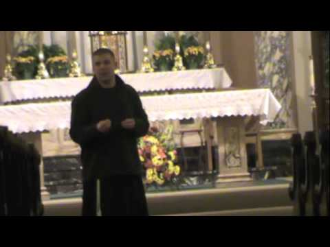 The Mass Revealed with Fr. Matt - Sacred Heart Church, Yonkers, NY - Week 3