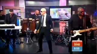 Pitbull Get It Started (Ft. Shakira) Ao Vivo no Programa Sunrise, Austrália + Entrevista
