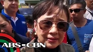 'It's about time': Vilma Santos hinirit ang pagtalakay sa ABS-CBN franchise bills | TV Patrol