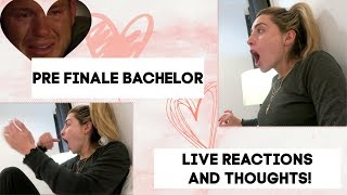 DINNER AND THE BACHELOR! FINALLY GIVING YOU MY THOUGHTS & TEA! | Lauren Elizabeth