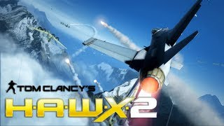 Tom Clancy's H.A.W.X 2 - Gameplay [HD]