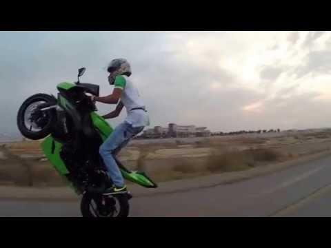 Friday Street Stunt Oman 2015