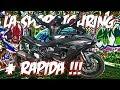 PRUEBO LA MOTO SPORT TOURING MAS RAPIDA !!! KAWASAKI H2 SX FIRST RIDE TEST ( + DE 200 CV )