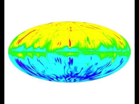 Calypso Geodynamo Simulation