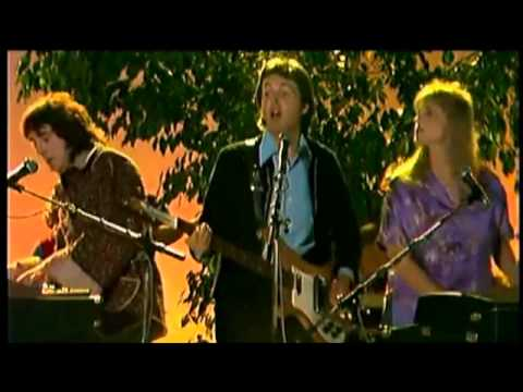 paul mccartney wings with a little luck music video youtube. Black Bedroom Furniture Sets. Home Design Ideas