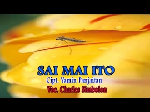 Charles Simbolon - Sai Mai Ito (Official Lyric Video)
