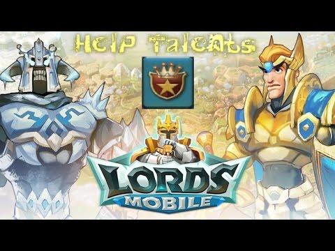 Como Colocar Los Talentos Correctamente - Lords Mobile.