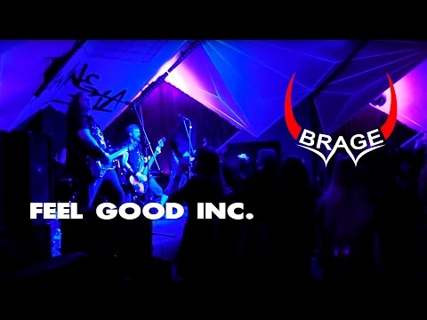 BRAGE - FEEL GOOD INC. [Official Music Video]