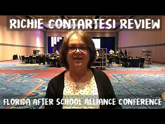 Richie Contartesi Review - Florida Conference