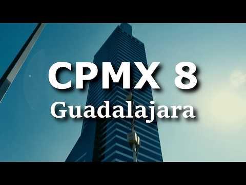 CPMX 8 (2017) Guadalajara