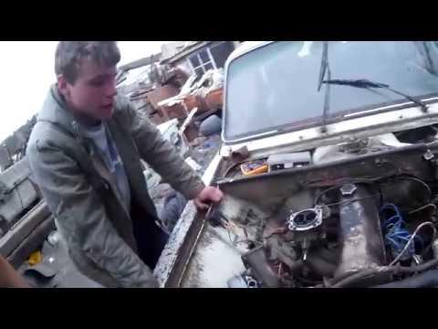 Установка турбины-турбокомпрессора на КОПЕЙКУ (ВАЗ-2101)