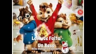 Le Hace Falta Un Beso Alvin Version
