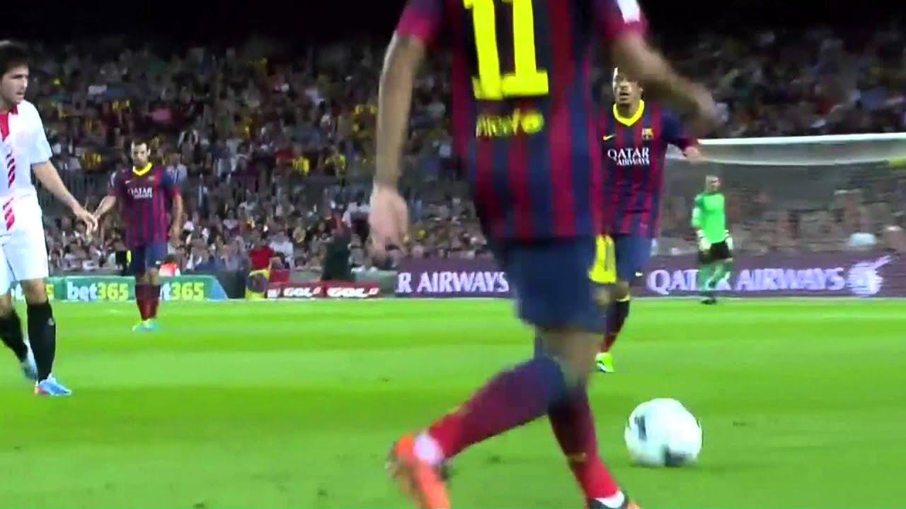 Neymar Tricks