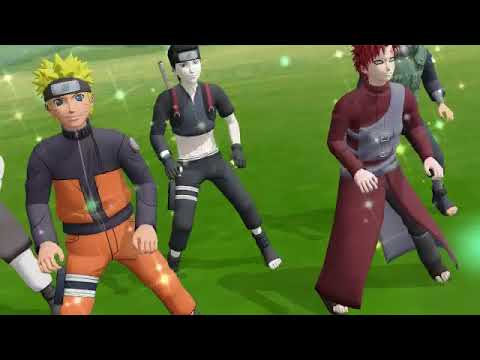 (MMD NARUTO) TIMBER
