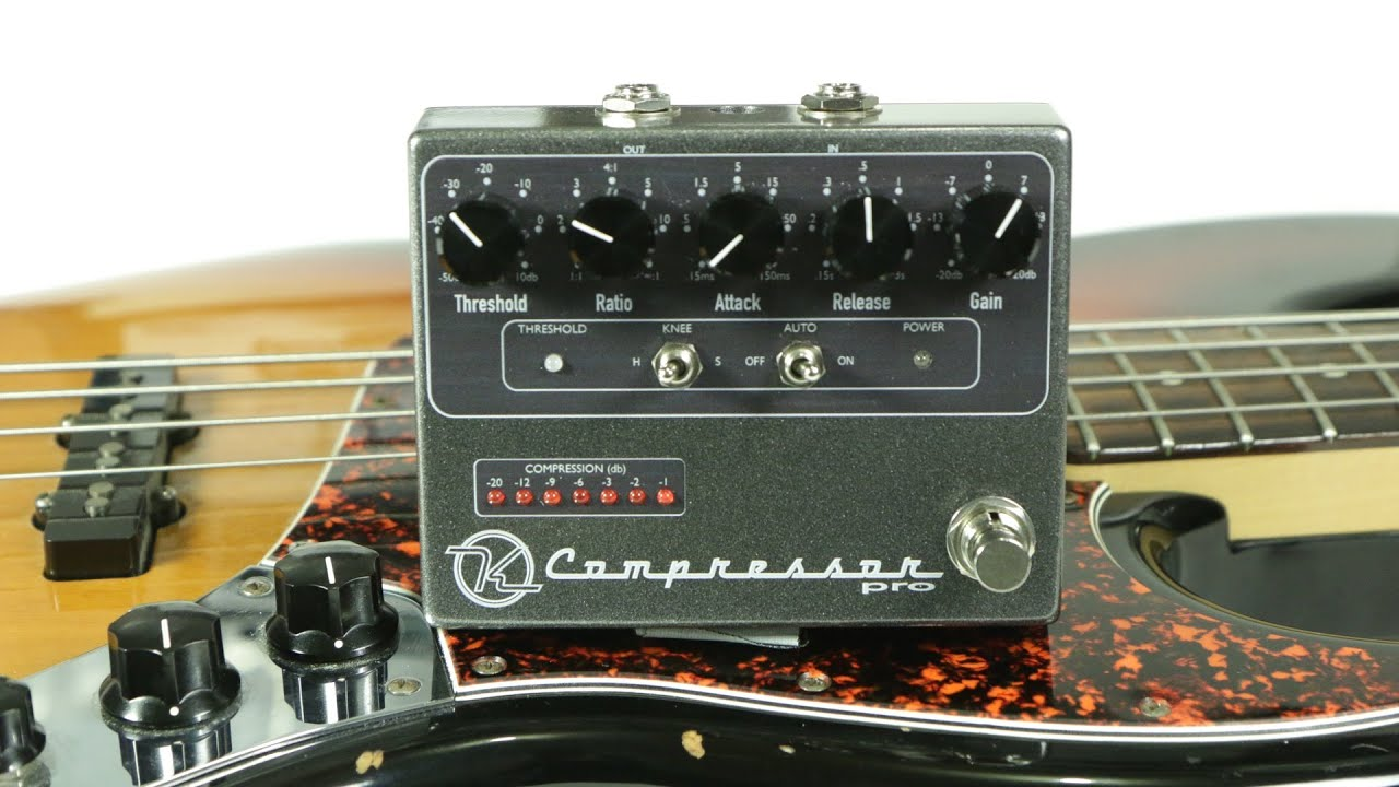 keeley compressor pro bass guitar youtube. Black Bedroom Furniture Sets. Home Design Ideas