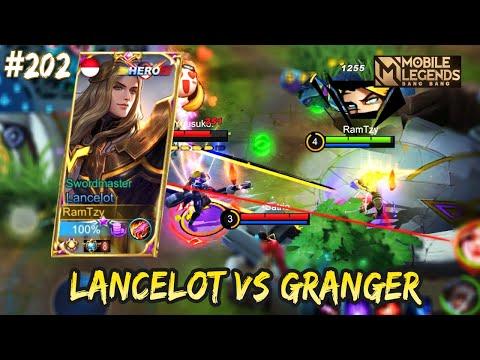 LANCELOT VS GRANGER,