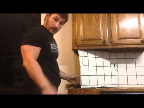 How To Remove Tile Backsplash