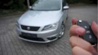 Seat Toledo - Test/Review - Deutsch - HD