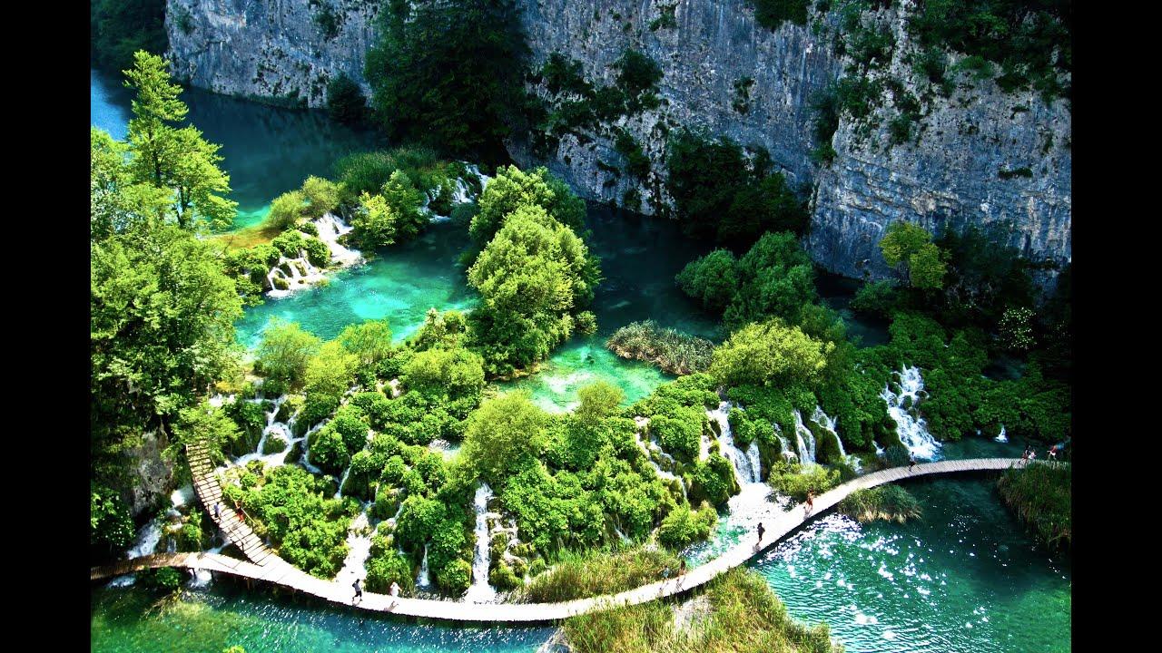 Plitvice Lakes National Park | Croatia | Waterfalls ...