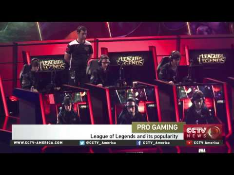 More than 30 millions viewers watched League -- CCTV news