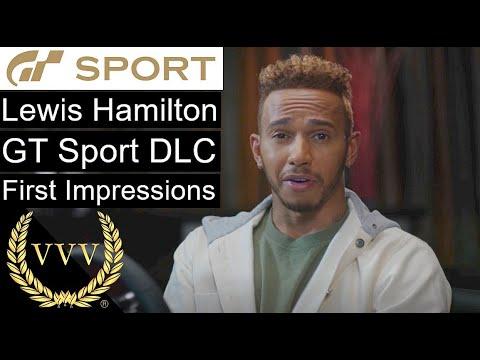 Lewis Hamilton - GT Sport DLC First Impressions