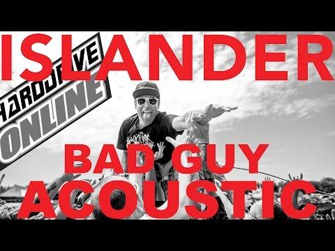 ISLANDER performs BAD GUY acoustic