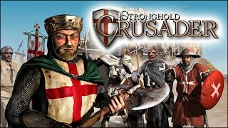 Stronghold Crusader HD - Миссия 18 (Бесплодная земля)