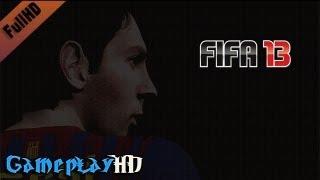 FIFA 13 DEMO Gameplay [Arsenal vs. Juventus] (PC HD)