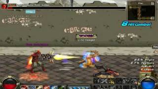 Dungeon Fighter Online- Odessa Streets Boss