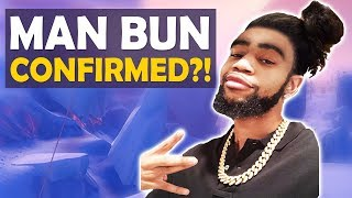 DAEQUAN MAN BUN CONFIRMED?!