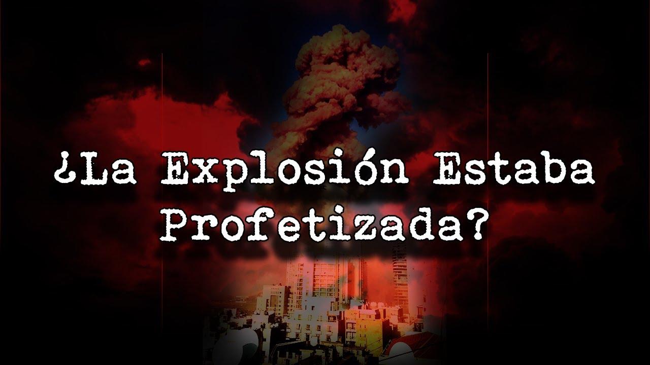 | ¿La Explosión Estaba Profetizada? | Teoría Conspirativa | Beirut |