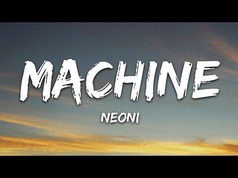 Neoni - Machine