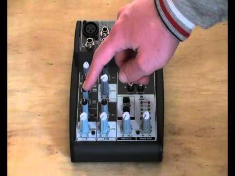 BEHRINGER PODCASTUDIO USB DRIVERS FOR WINDOWS