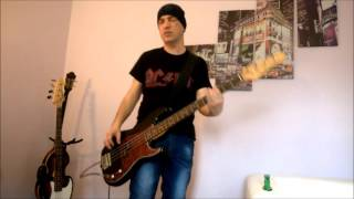 UGLY KID JOE - EVERYTHING ABOUT YOU (BASS COVER)