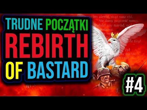 Pomagamy bratniemu narodowi! | Rebirth of Bastard - Polska | Hearts of Iron IV #4