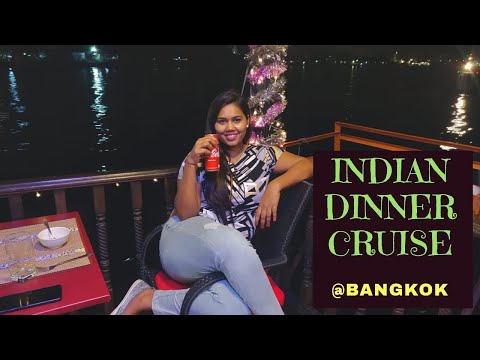 Bangkok's Indian dinner cruise | Arena River Cruise Party | Bollywood songs | TVM VLOG 3