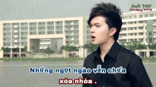 Giá như em có thể - Nam Cường ft Việt My [ Karaoke ]