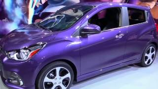 2018 Chevrolet Spark LT Special First Impression Lookaround Review in 4K Edition