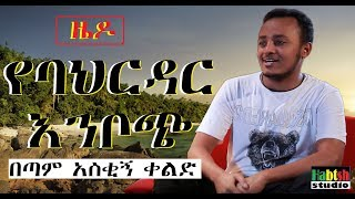 ETHIOPIA: 😂ዜዶ-የባህርዳር እንቦጭ-በጣም አስቂኝ ቀልድ-New Ethiopian very funny comedy zedo