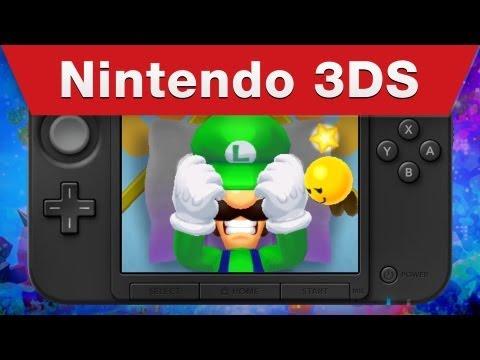 Mario & Luigi: Dream Team trailer brings goofy subconscious antics