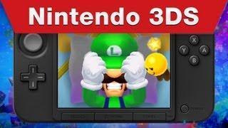 Nintendo 3DS - Mario & Luigi: Dream Team Comedy Trailer