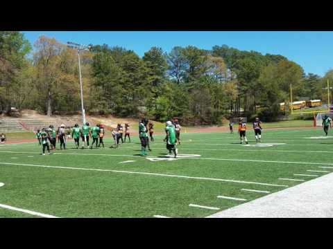 East GA Hurricanes vs Atlanta Tigers