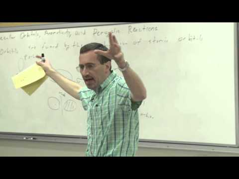 Chem 125. Advanced Organic Chemistry. 11. Molecular Orbitals And Aromaticity.