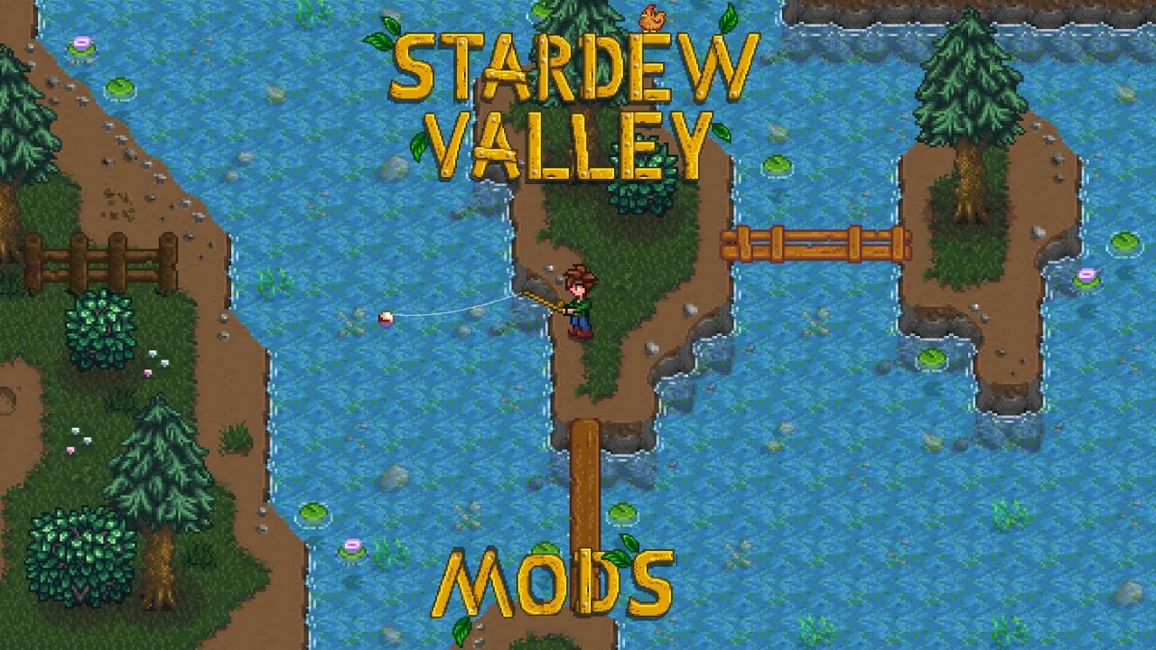 how to add mods to stardew valley mac