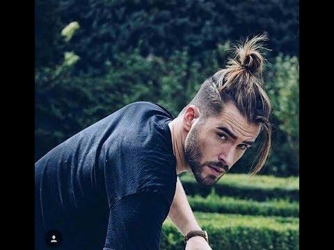 Man Bun By Sergio Gonzalez Hairstyle Tutorial YouTube
