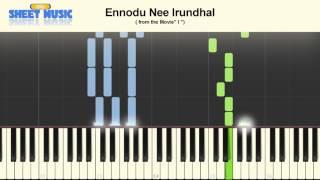 Ennodu Nee Irundhal