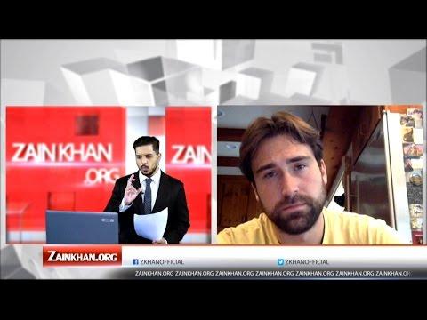 Zain Khan Interviews Sean Stone on topics of Hollywood, Islamophobia and Mind Control